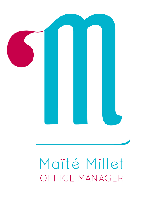 Maïté Millet Office Manager Logo